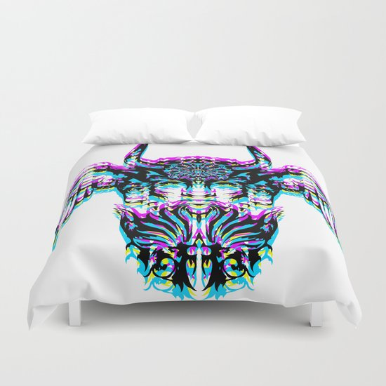 GOD I Duvet Cover