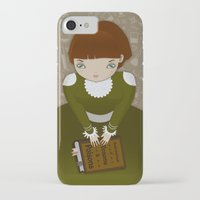 teacher iPhone & iPod Cases featuring Venom Teacher by Loop in the mind