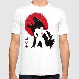 Battle of Titans T-shirt