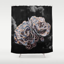 Collision Shower Curtain