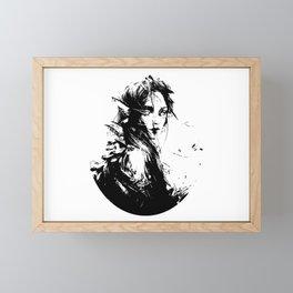 Elfo 003 Framed Mini Art Print