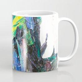 Abstract Oil Paint on Canvas Rothko Coffee Mug