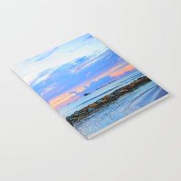 An Evening Glow Notebook