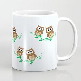 funny little owl Coffee Mug