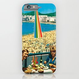 A Summer Vacation iPhone Case
