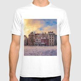 Riga sunset T-shirt