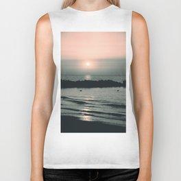 Sunset Ocean Bliss #4 #nature #art #society6 Biker Tank