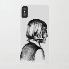 Chloe iPhone X Slim Case