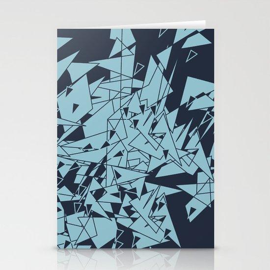 Glass DB Stationery Cards