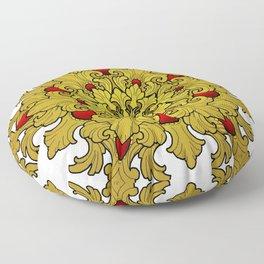 Filigree v1 Floor Pillow