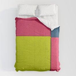 Color Square Comforters
