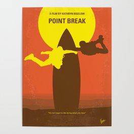 No455 My Point Break mmp Poster