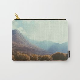 Mountains in the background V Carry-All Pouch