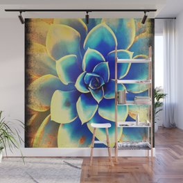 The beauty of succulents Wall Mural