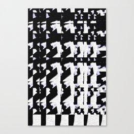 Jazz III Canvas Print