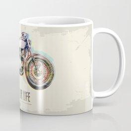 Napa Motorcycles Coffee Mug