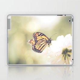 Love of a butterfly Laptop & iPad Skin