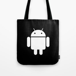 Android Skin for iPhone Tote Bag
