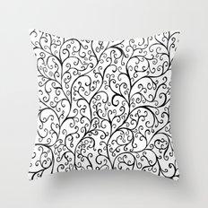 Iaphrigrotus Throw Pillow