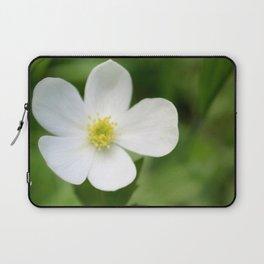Wind Flower Laptop Sleeve