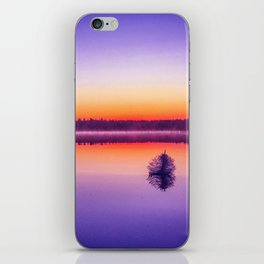 Lonely iPhone Skin