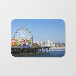 Santa Monica Pier Bath Mat