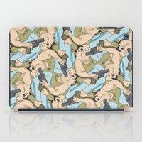 darwin iPad Cases featuring Darwin Award Nominee tessellation by Feene