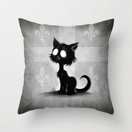 Québec Throw Pillow