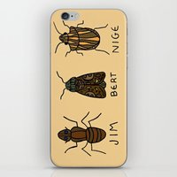 bugs iPhone & iPod Skins featuring bugs. by MorningMajor