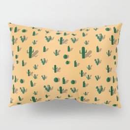 Pattern: Cactus Pillow Sham