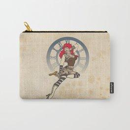 Clockwork Cutie Carry-All Pouch