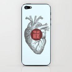 In My Heart iPhone & iPod Skin