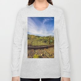 360º Railroad Long Sleeve T-shirt