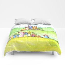 The hills Comforters