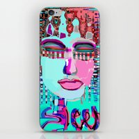 sleep iPhone & iPod Skins featuring sleep by sladja