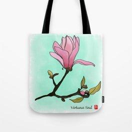 Mangolia Tote Bag