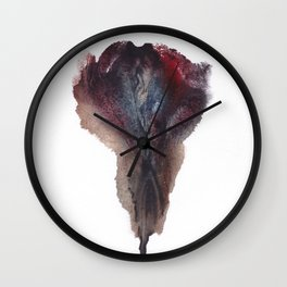 Ashley Lane's Vagina No.2 Wall Clock