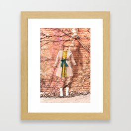 Movement Watchers IMG 2 Framed Art Print