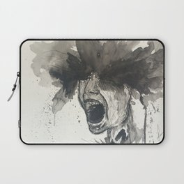 The Pain of Cluster Headaches Laptop Sleeve