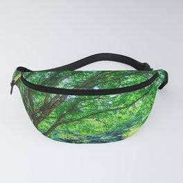 The Greenest Tree Fanny Pack