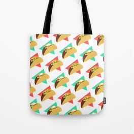 TACO TIME!  Tote Bag