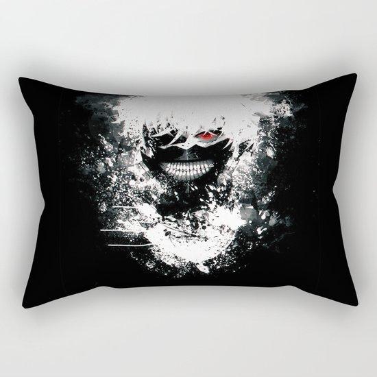 Kaneki Tokyo Ghoul Rectangular Pillow