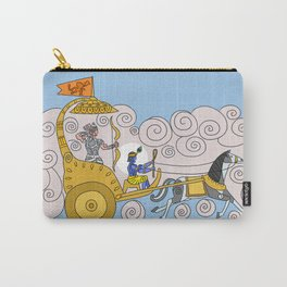 Dashavatar 8 - Krishna Carry-All Pouch
