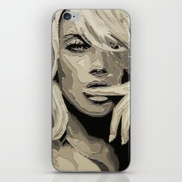 The Desire iPhone Skin