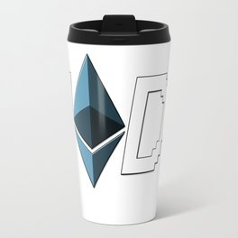 HODL Ethereum Travel Mug