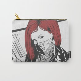 Redheads do it better ;) Carry-All Pouch