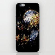 Venetian Mask Blue Devil iPhone & iPod Skin