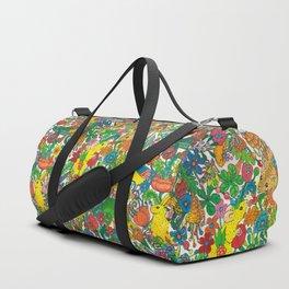 Tiny world Duffle Bag