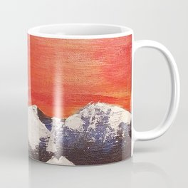 Moon Mountain Coffee Mug