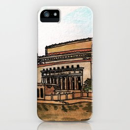 Philippines : Manila Central Post Office iPhone Case